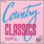 Country Classics, Vol. 4 (1984-1985)