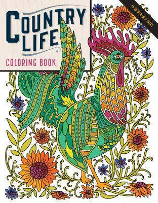Country Life Coloring Book - Keegan, Caitlin