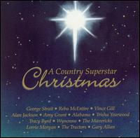 Country Superstar Christmas - Various Artists