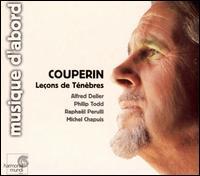 Couperin: Leçons de Ténèbres - Alfred Deller (counter tenor); Michel Chapuis (organ); Philip Todd (tenor); Raphael Perulli (viola da gamba)