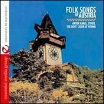 Folk Songs of Austria