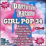 Girl Pop 34 [8+8-Song Cd+G]