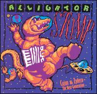 Alligator Stomp, Vol. 5: Cajun & Zydeco - The Next Generation - Various Artists