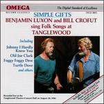 Benjamin Luxon & Bill Crofut Sing Folk Songs at Tanglewood/simple Gifts