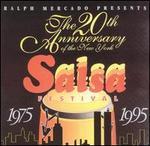 20 Anniversary of the NY Salsa Festival: 1975-1995