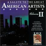 101 Strings Salutes the Great American Artists, Vol. 2