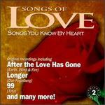 Songs You Know by Heart: Songs of Love
