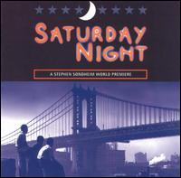 Saturday Night [London Cast Recording] - London Cast Recording