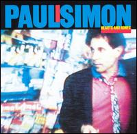 Hearts and Bones - Paul Simon