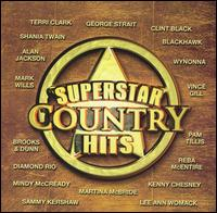 Superstar Country Hits - Various Artists
