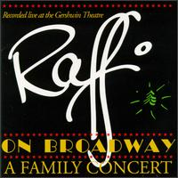 Raffi on Broadway: A Family Concert [CD] - Raffi