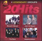 4 Legendary Groups