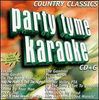 Party Tyme Karaoke: Country - Karaoke