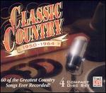 Classic Country: 1950-1964