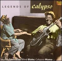 Legends of Calypso - Various Artists