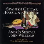 Spanish Guitar Passion and Fire