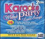 Karaoke Party: More Love Songs