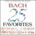 25 Bach Favorites / Various