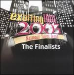 Exalting Him 2003 National Talent Search: The Finalists