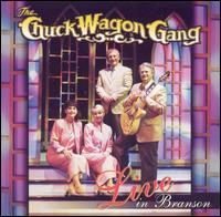 Live in Branson - Chuck Wagon Gang