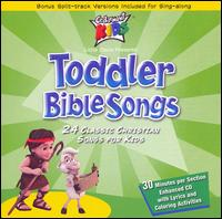 Toddler Bible Songs - Cedarmont Kids