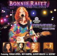 Decades Rock Live: Bonnie Raitt and Friends [DVD/CD] - Bonnie Raitt