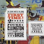 First Time: the Count Meets the Duke (Cd) Ellington and Basie