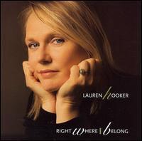 Right Where I Belong - Lauren Hooker