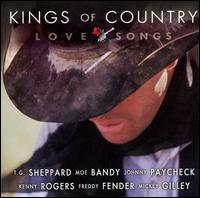 Kings of Country: Love Songs - Various Artists