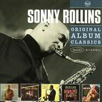 The Bridge/Our Man in Jazz/What's New/Sonny Meets Hawk/The Standard Sonny Rollins