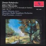 Kabalevsky/Conc 3 for Piano & Orchestra