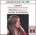 Chopin: Cello Sonata in G Minor; Franck: Sonata in A