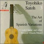 The Art Of Spanish Variations