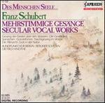 Schubert: Secular Vocal Works