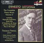 Ernesto Lecuona: The Complete Piano Music, Vol. 2