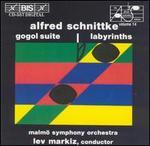 Alfred Schnittke: Gogol Suite; Labyrinths