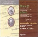 Henselt: Piano Concerto, Op. 16; Variations de Concert, Op. 11; Alkan: Concerto da Camera, Op. 10/1; Concerto da Came