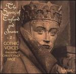 The Spirits of England and France, Vol. 2: Songs of the TrouvFres