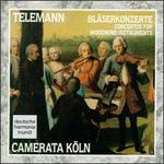 Telemann: Bl�serkonzerte