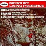 Antal Dorati Conducts Enesco & Brahms