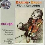Johannes Brahms, Max Bruch: Violin Concertos