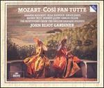Mozart: Così Fan Tutte / Roocroft, Mannion, E. James, Gilfry, Trost, Feller, Gardiner