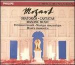 Mozart: Oratorios; Cantatas; Masonic Music
