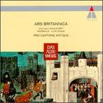 Ars Britannica: Old Hall Manuscript, Madrigals, Lute Songs