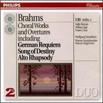 Johannes Brahms: Choral Works and Overtures