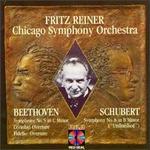 Beethoven: Symphony No. 5; Schubert: Symphony No. 8