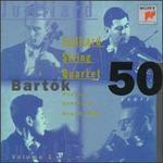 Juilliard String Quartet: 50 Years, Vol. 1- B?la Bart?k: String Quartets Nos. 4, 3 & 6