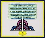 Neue Wiener Schule: Schoenberg, Berg, Webern Streichquartette