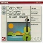 Beethoven: The Complete Violin Sonatas, Vol. 1