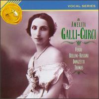 Amelita Galli-Curci - Amelita Galli-Curci (soprano); Clement Barone (flute); Francis J. Lapitino (harp); Homer Samuels (piano);...